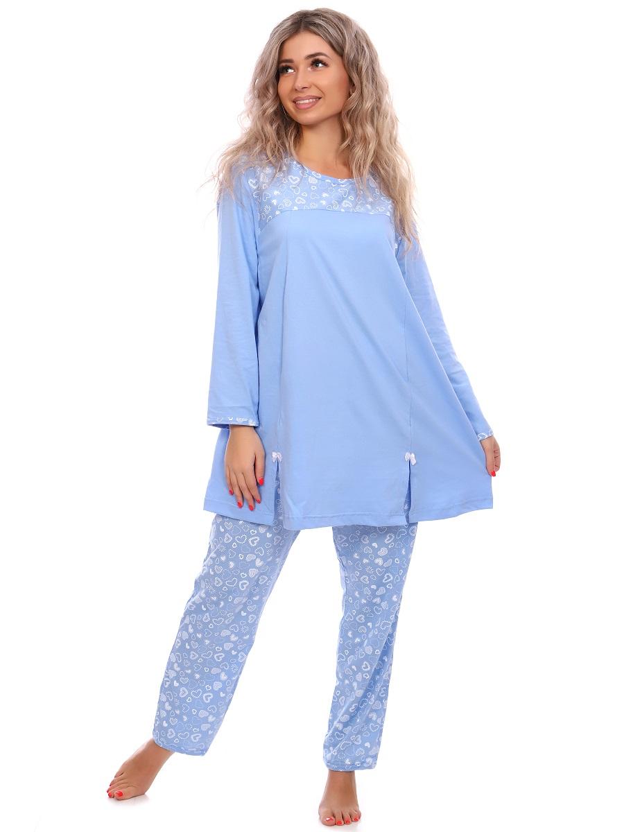 Изображение: Пижама женская с брюками