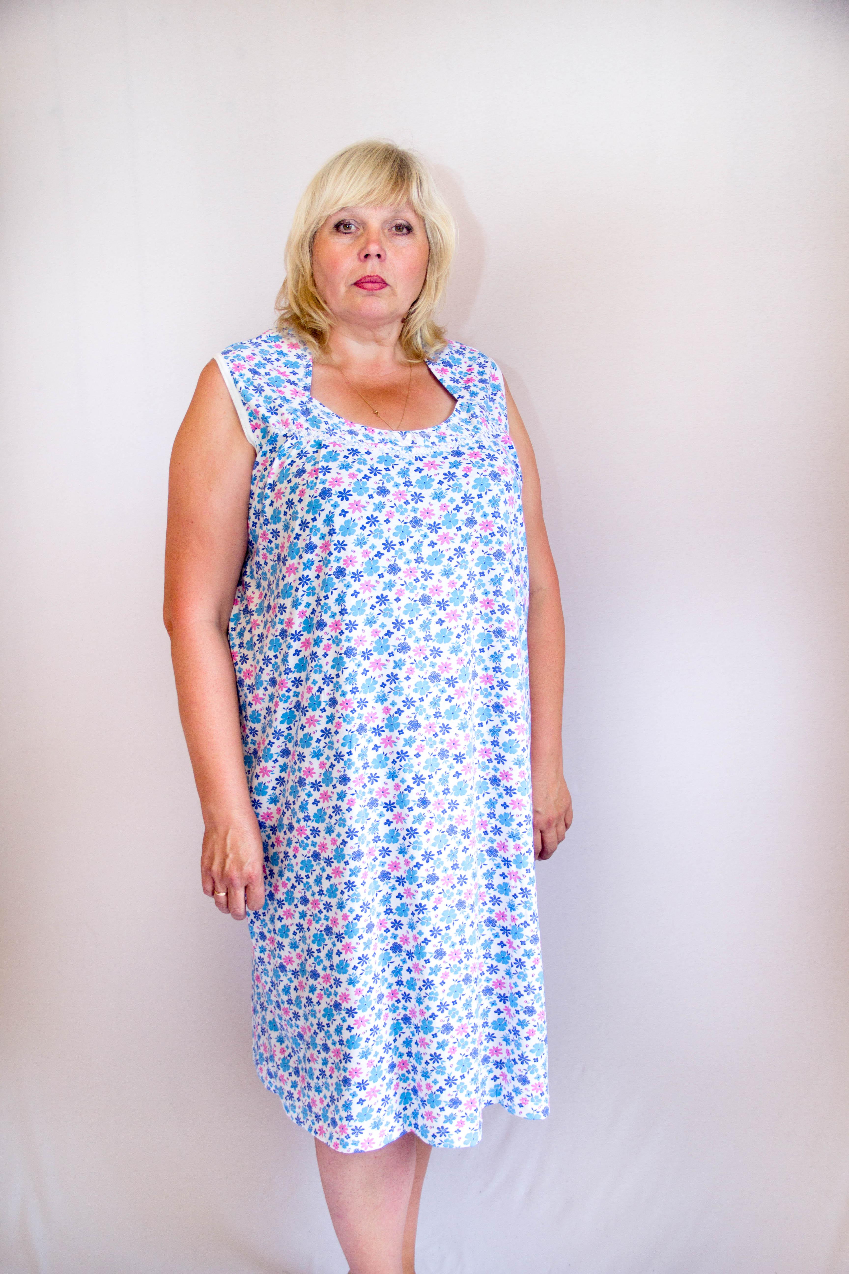 Изображение: Сорочка без рукавов