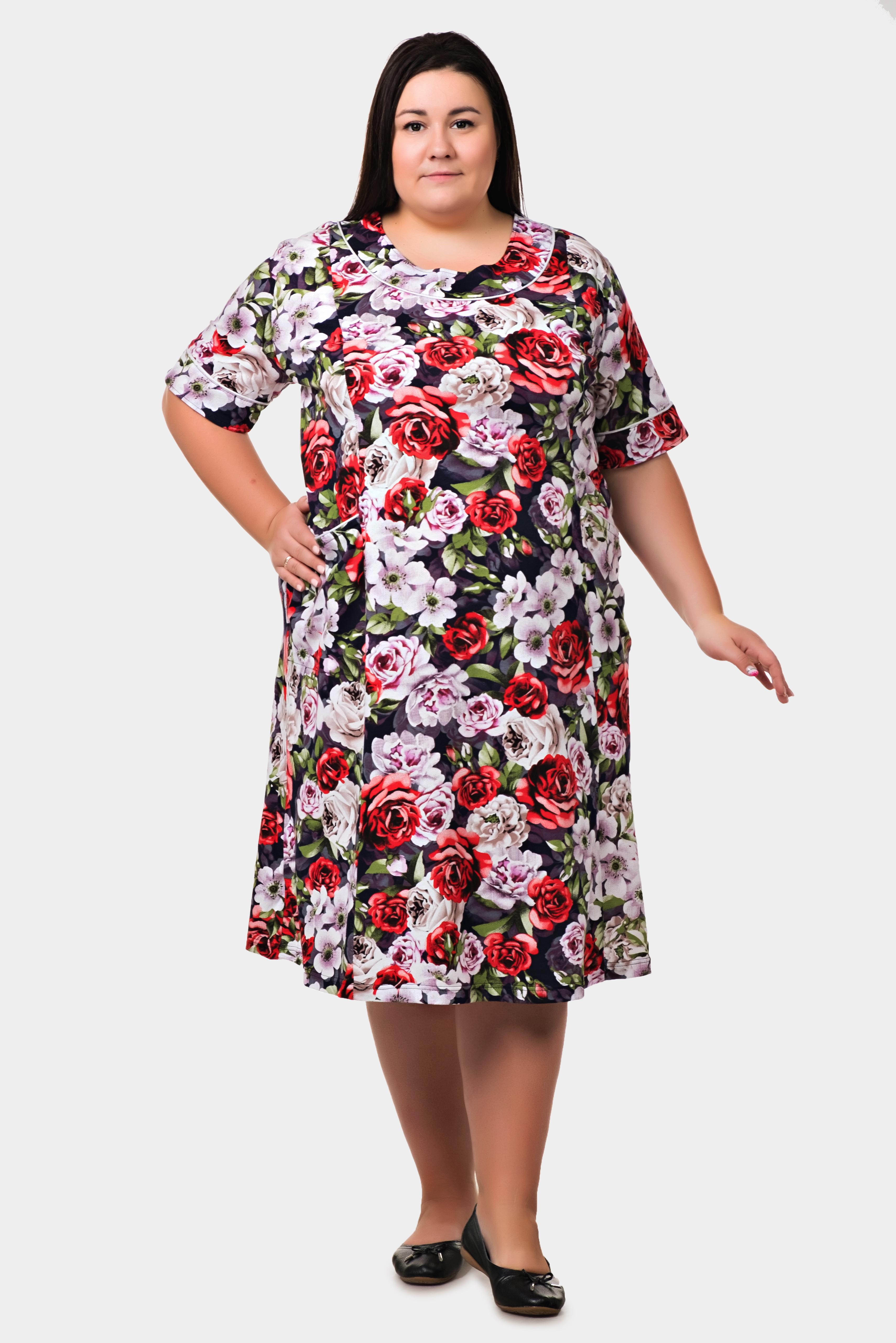 Изображение: Платье с кантом